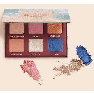 Wander Beauty Seascape Eyeshadow Palette NEW